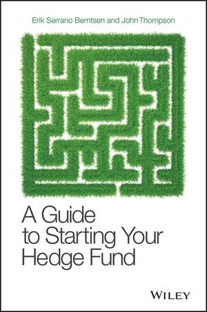 A Guide to Starting Your Hedge Fund