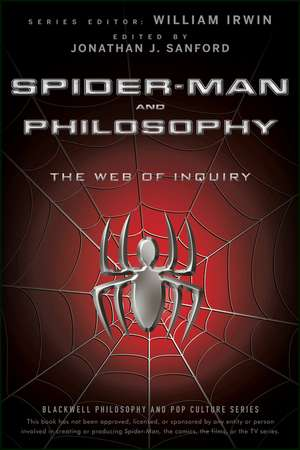 Spider–Man and Philosophy