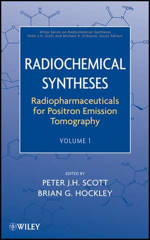 Radiochemical Syntheses, Volume 1