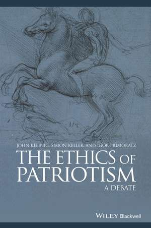 The Ethics of Patriotism