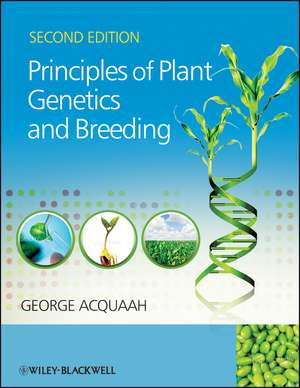 Principles of Plant Genetics and Breeding