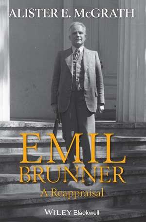Emil Brunner imagine