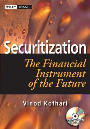 Securitization: The Financial Instrument of the Future de Vinod Kothari