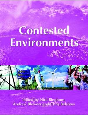 Contested Environments de Nick Bingham