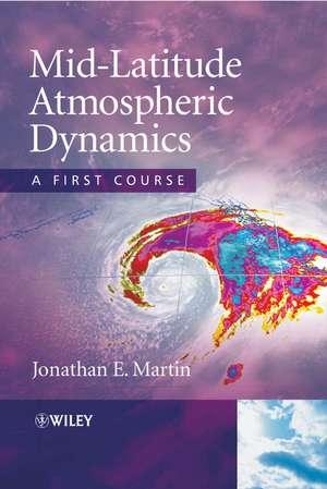 Mid–Latitude Atmospheric Dynamics imagine