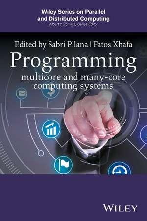 Programming Multicore and Many–core Computing Systems de Sabri Pllana