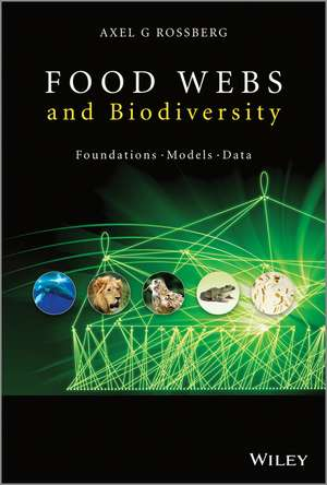 Food Webs and Biodiversity