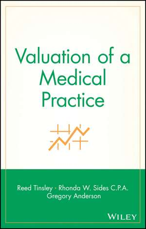 Valuation of a Medical Practice