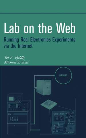 Lab on the Web: Running Real Electronics Experiments via the Internet de Tor A. Fjeldly