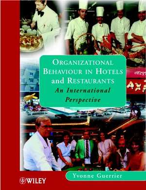 Organizational Behaviour in Hotels and Restaurants imagine