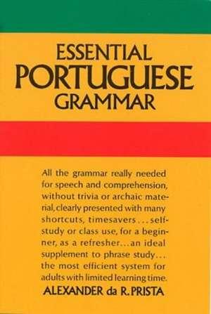 Essential Portuguese Grammar imagine