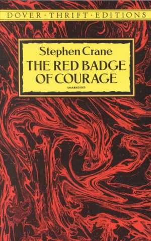The Red Badge of Courage de Stephen Crane