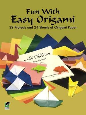 Fun with Origami 32 Projects
