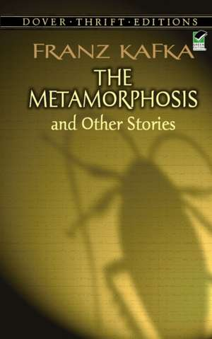 The Metamorphosis and Other Stories de Franz Kafka