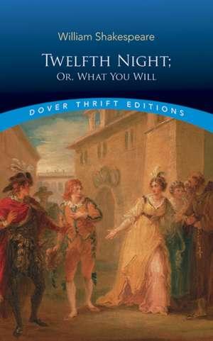 Twelfth Night de William Shakespeare