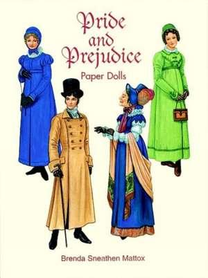 Pride and Prejudice Paper Dolls