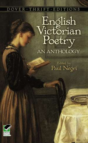 English Victorian Poetry