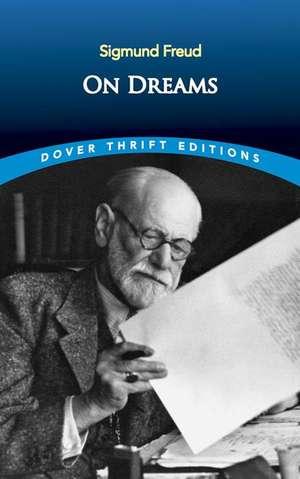 On Dreams de Sigmund Freud