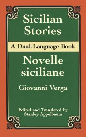 Sicilian Stories de Luigi Pirandello