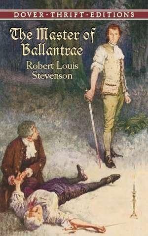 The Master of Ballantrae de Robert Louis Stevenson