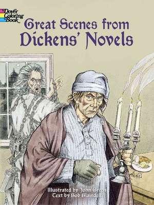 Great Scenes from Dickens' Novels de Bob Blaisdell