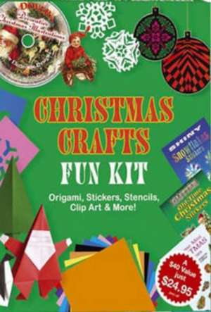 Christmas Crafts Fun Kit