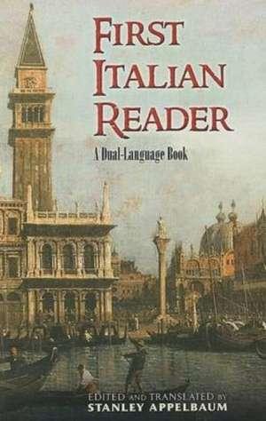 First Italian Reader imagine