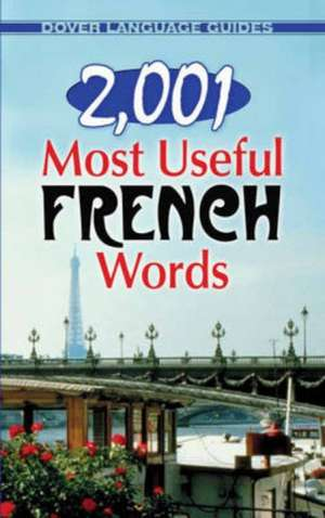 2,001 Most Useful French Words imagine