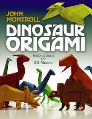 Dinosaur Origami imagine