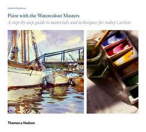 Paint with the Watercolour Masters: A Step-by-Step Guide