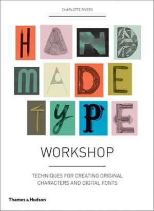 Handmade Type Workshop imagine