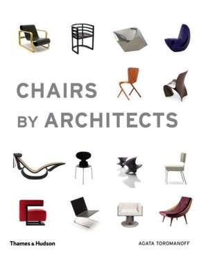 Chairs by Architects de Agata Toromanoff