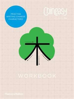 Chineasy (TM) Workbook de Shao Lan