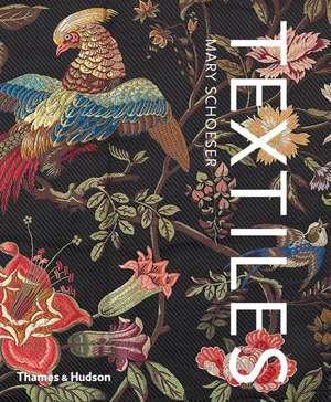 Textiles de Mary Schoeser