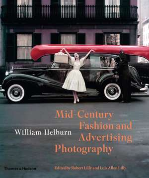 Mid-Century Fashion and Advertising Photography