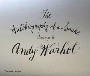 The Autobiography of a Snake de Andy Warhol