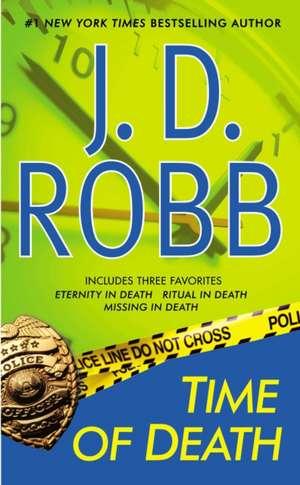 Time of Death de J. D. Robb