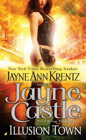 Illusion Town de Jayne Castle