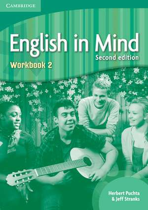 English in Mind Level 2 Workbook de Herbert Puchta