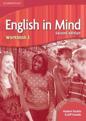 English in Mind Level 1 Workbook de Herbert Puchta