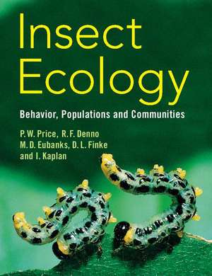 Insect Ecology imagine