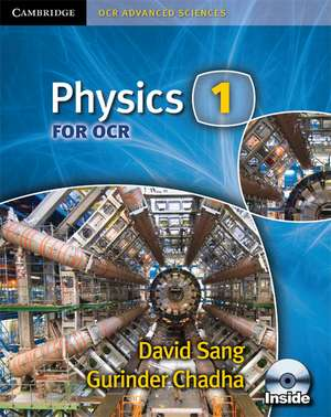 Physics 1 for OCR Student's Book with CD-ROM