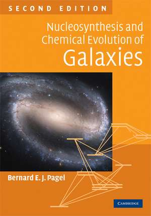Nucleosynthesis and Chemical Evolution of Galaxies imagine