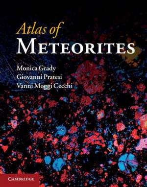 Atlas of Meteorites imagine
