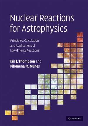 Nuclear Reactions for Astrophysics