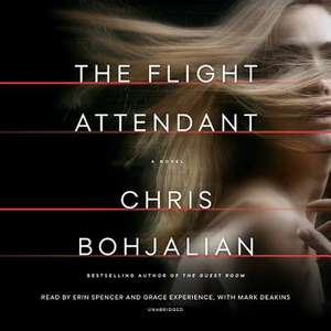 The Flight Attendant de Chris Bohjalian