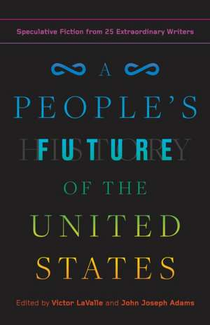 A People's Future of the United States de Charlie Jane Anders