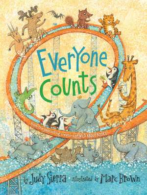 Everyone Counts de Judy Sierra