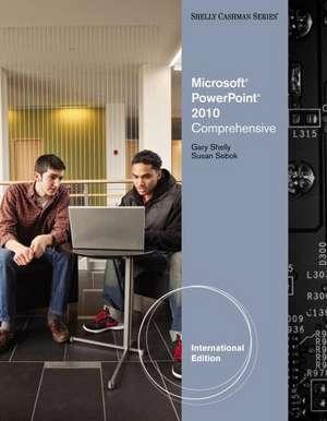 Microsoft¿ PowerPoint¿ 2010 de Susan L. Sebok