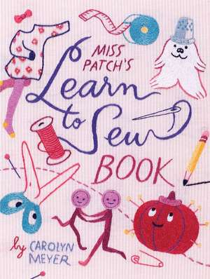 Miss Patch's Learn-to-Sew Book